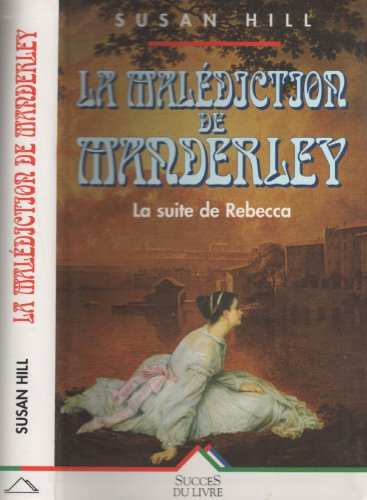 9782738208866: Malédiction de manderley (la)
