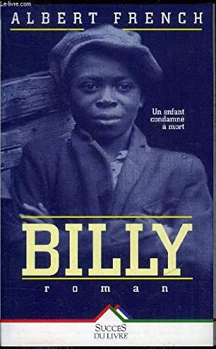 9782738211453: Billy