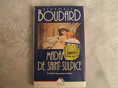 9782738211743: Madame de Saint-Sulpice