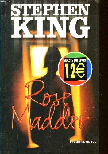 9782738217035: Rose Madder