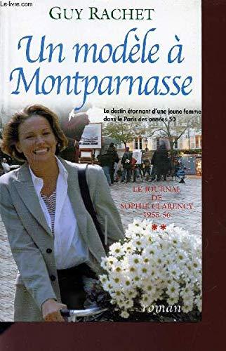 9782738217332: Un modèle à Montparnasse