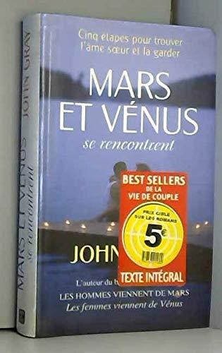 9782738217561: Mars et Vénus se rencontrent