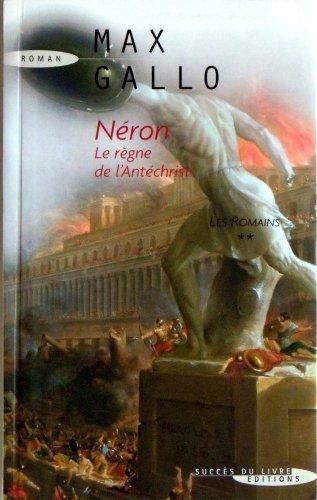 9782738219039: Les Romains, Tome 2 : Néron (Succès du livre)