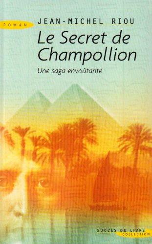 9782738221117: Secret de Champollion (le)
