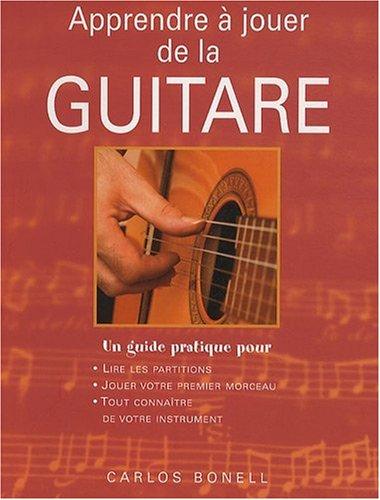 9782738222671: Apprendre à jouer de la guitare