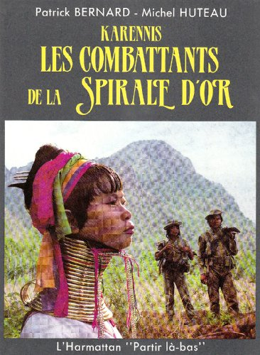 9782738401670: Karennis, les combattants de la spirale d'or (Partir là-bas) (French Edition)