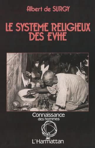 9782738402387: Le système religieux des Evhé