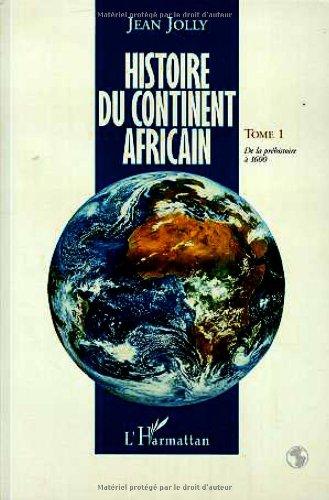 9782738404787: Histoire du continent africain