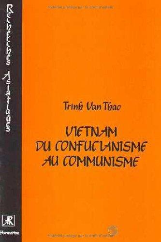 9782738405500: Vietnam: Du confucianisme au communisme : un essai itinéraire intellectuel