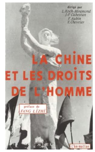 9782738407719: La Chine et les droits de l'homme