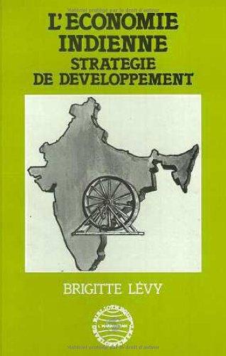 9782738410634: L'economie indienne: Strategie de developpement (Bibliotheque du developpement) (French Edition)