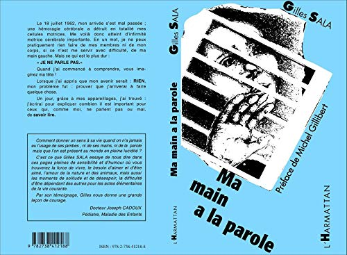 9782738412188: Ma main a la parole (French Edition)