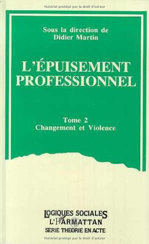 9782738415264: L'Epuisement professionnel