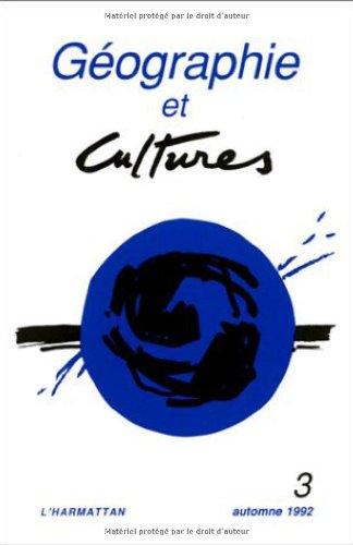 9782738416698: Géographie et cultures, numéro 3