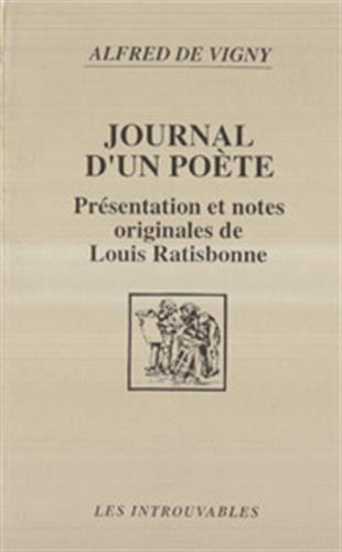 9782738418951: Journal d'un poète