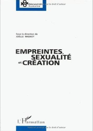 9782738428844: Empreintes-- sexualité et création