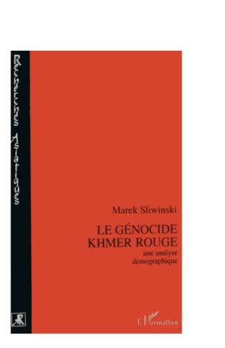 9782738435255: Le génocide khmer rouge