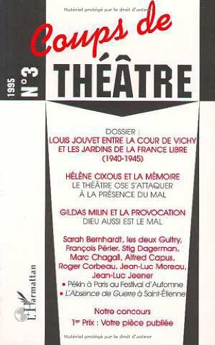 9782738435880: Coups de theatre 3 (French Edition)