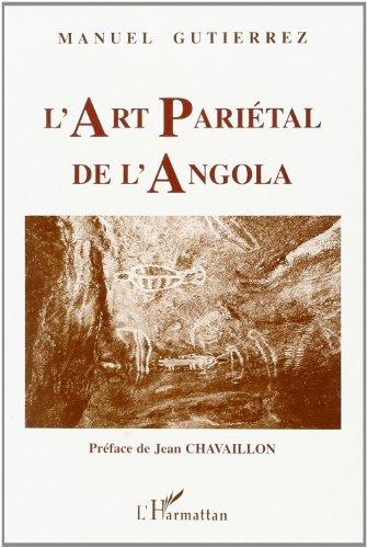 9782738436948: Art Parietal de l'Angola