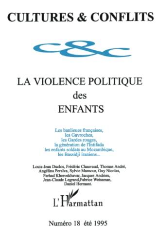 9782738438676: La violence politique des enfants (French Edition)