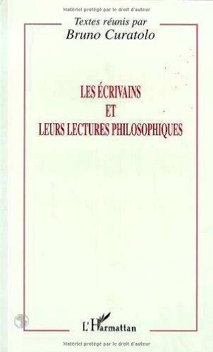 9782738440891: Les ecrivains et leurs lectures philosophiques (Collection Critiques litteraires) (French Edition)