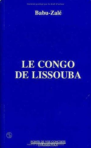 9782738442482: Le Congo de Pascal Lissouba
