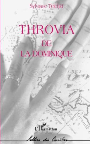 9782738445964: Throvia de la Dominique (Lettres des Caraïbes) (French Edition)