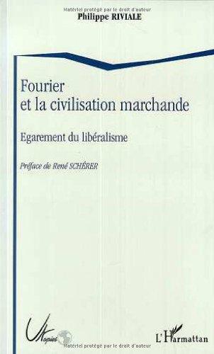 9782738446664: Fourier et la civilisation marchande : Égarement du libéralisme (Utopies)