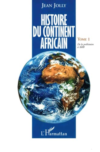 9782738446886: Histoire du continent africain, tome 1