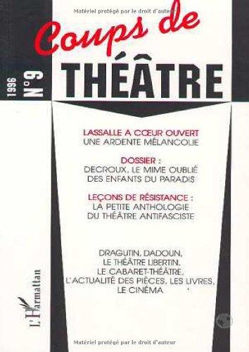 9782738449818: Coups de Theatre 9