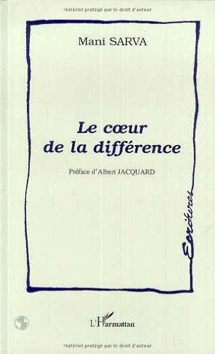 9782738450593: Le coeur de la diff�rence, pr�fac� par Albert Jacquard