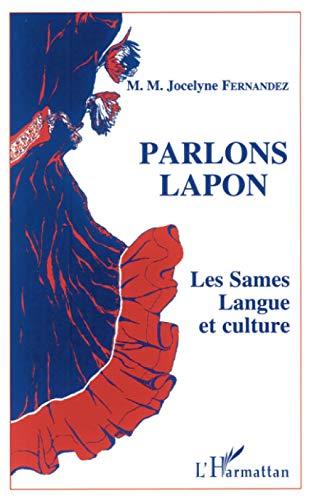 9782738455987: Parlons lapon: Les Sames - Langue et culture (Collection