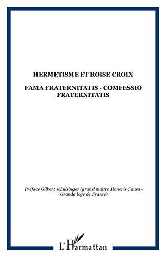 9782738467034: hermétisme et rose-croix