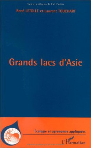 9782738471369: Grands lacs d'asie (French Edition)