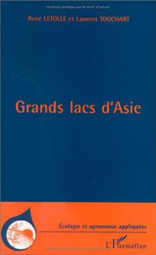 9782738471369: Grands lacs d'Asie