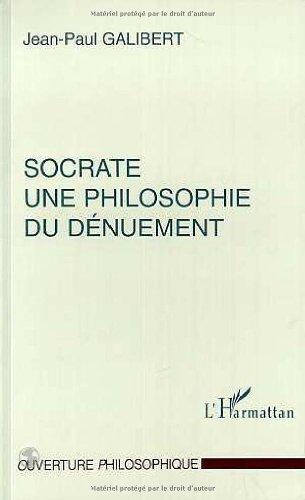 9782738471796: Socrate: Une philosphie du dénuement (Collection L'ouverture philosophique) (French Edition)