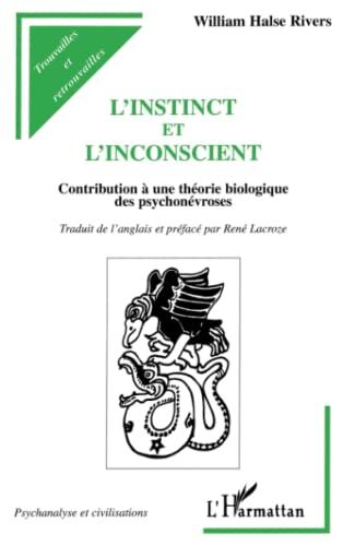 9782738475039: Instinct et l'inconscient (l') contribution a une the