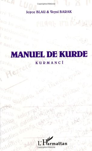 9782738476227: Manuel de kurde: Kurmanji (French Edition)