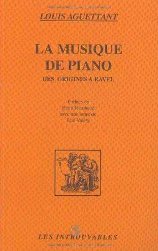 9782738481412: La musique de piano: Des origines à Ravel
