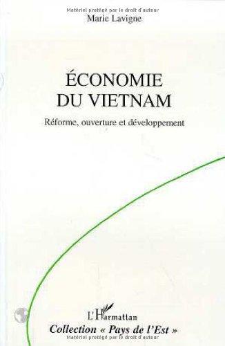 9782738483386: Economie du Vietnam : r�forme, ouverture et d�veloppement