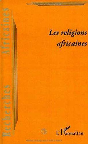 9782738485380: Les religions africaines. Recherches Africaines num�ro 2