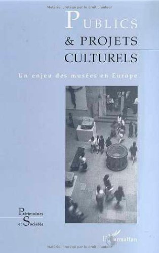 9782738486455: Publics et projets culturels : un enjeu des mus�es en Europe