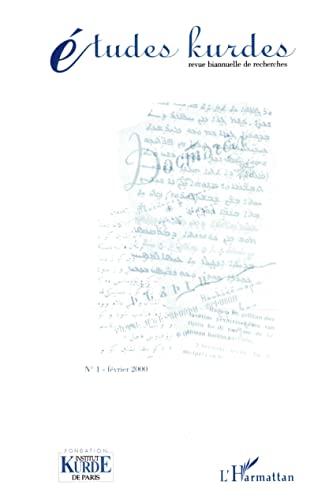 ETUDES KURDES 1: BLAU JOYCE