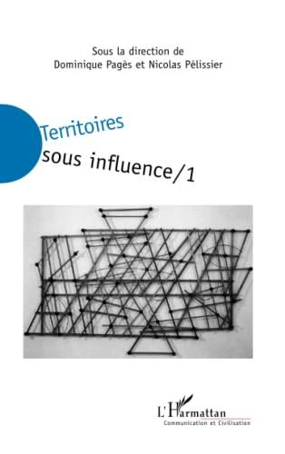 9782738492203: Territoires (t1) sous influence