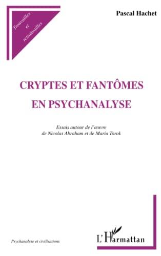 9782738495815: Cryptes et fantômes en psychanalyse