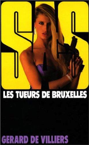 9782738600035: SAS 92 : Les Tueurs de Bruxelles