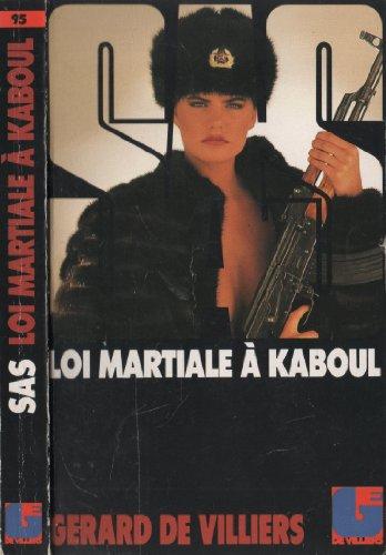 9782738600578: SAS : Loi martiale à Kaboul