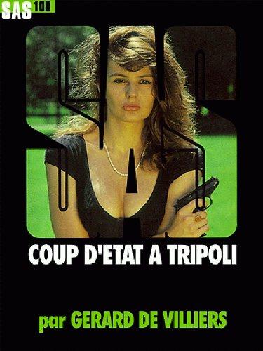 9782738602947: SAS nº108 - Coup d'état à Tripoli