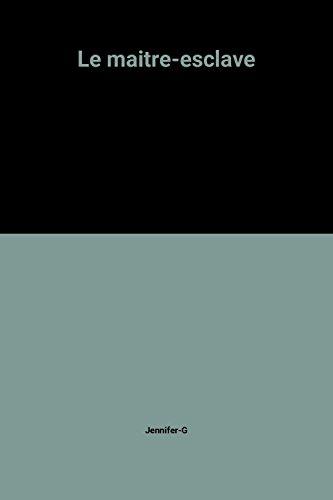 9782738603289: Le maitre-esclave (Gdv Dominatrice)