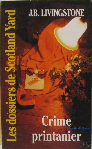 9782738657251: Crime printanier